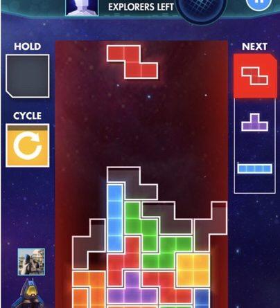Tetris Game jilaxzone.com