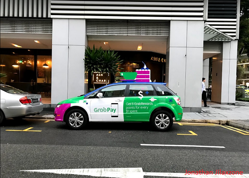 Alternative Ways to Changi Airport jilaxzone.com Uber Grab Taxi Car