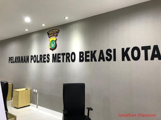 Pelayanan Polres Metro Bekasi Kota jilaxzone.com Mal Pelayanan Publik