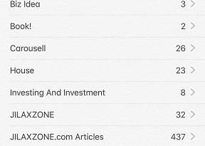 iOS Notes jilaxzone.com