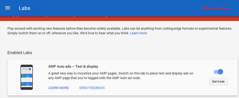 AMP WordPress jilaxzone.com AMP Auto Ad