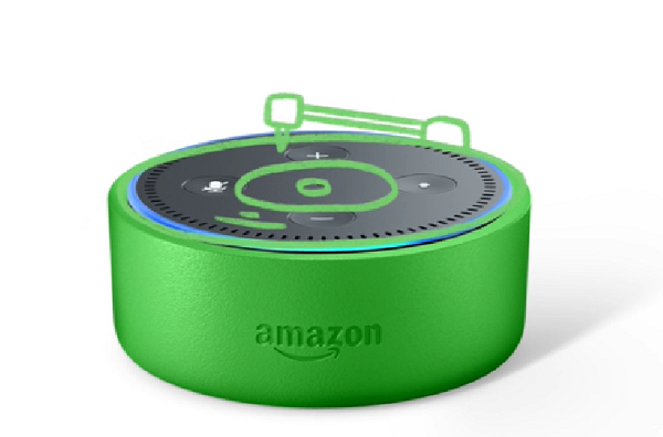 Amazon Echo Dot Kids Edition jilaxzone.com green edition