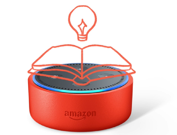 Amazon Echo Dot Kids Edition jilaxzone.com red edition