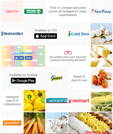 diffmarts groceries price comparison singapore main menu jilaxzone.com