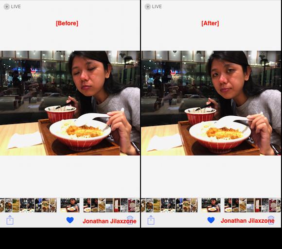 iOS Live Photo jilaxzone.com great capture 0