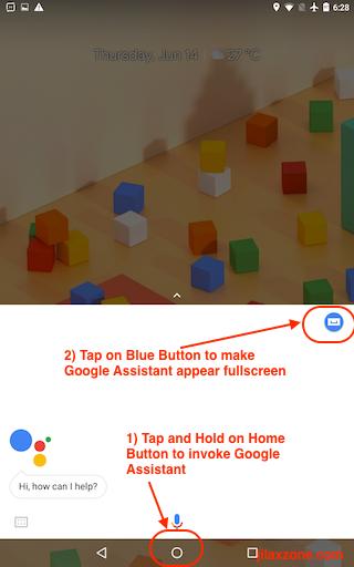 Turning Off Google Assistant jilaxzone.com invoke Google Assistant