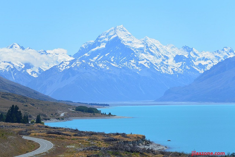 Aoraki Mount Cook New Zealand jilaxzone.com