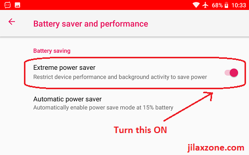 android battery saver extreme power saver jilaxzone.com