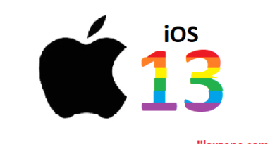 apple ios 13 logo jilaxzone.com
