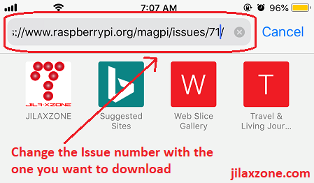 download magpi for free from smartphone