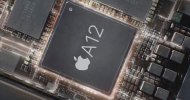 Apple A12 AI Processor jilaxzone.com