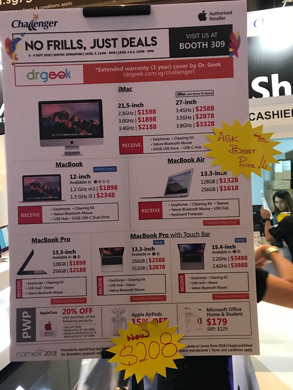 Comex 2018 jilaxzone.com discounted apple airpods