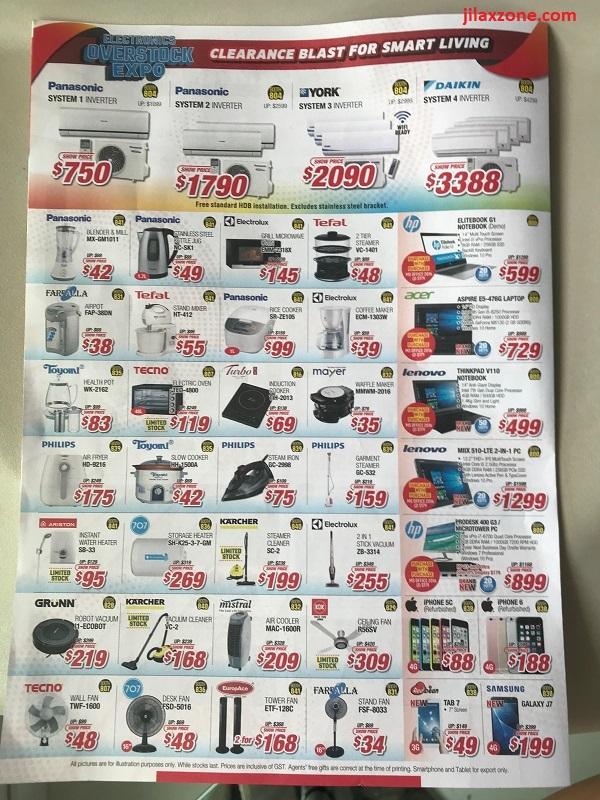 Singapore Electronic Overstock Expo 2018 jilaxzone.com 2