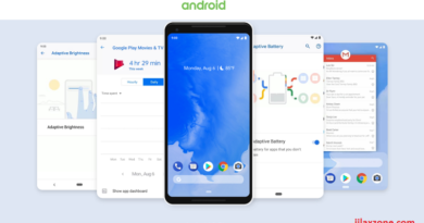 android 9.0 pie jilaxzone.com