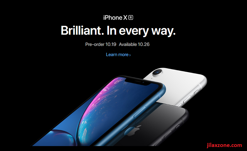when iPhone XR available for sale jilaxzone.com