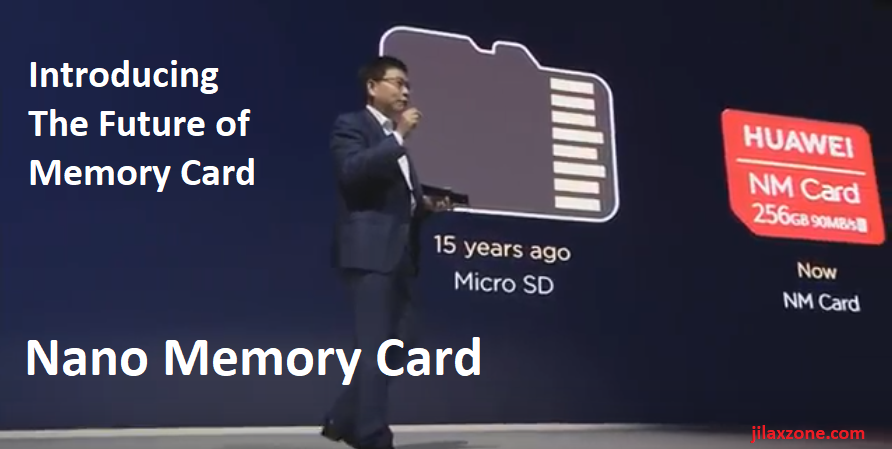 What is Nano Memory Card? What about NanoSD Card? Are they