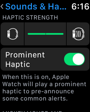 Apple Watch reduce haptic feedback jilaxzone.com