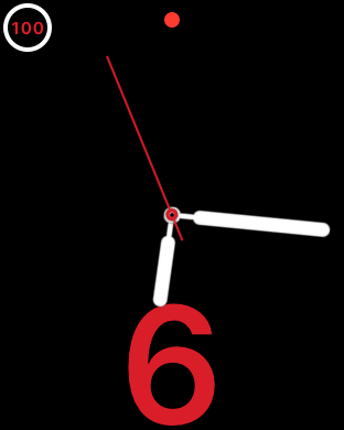 Apple Watch use simple watch face jilaxzone.com