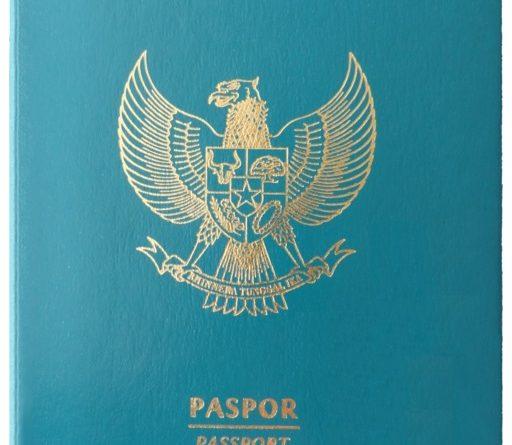 Paspor Indonesia jilaxzone