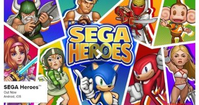 Sega Heroes Cheats Tips Tricks logo jilaxzone