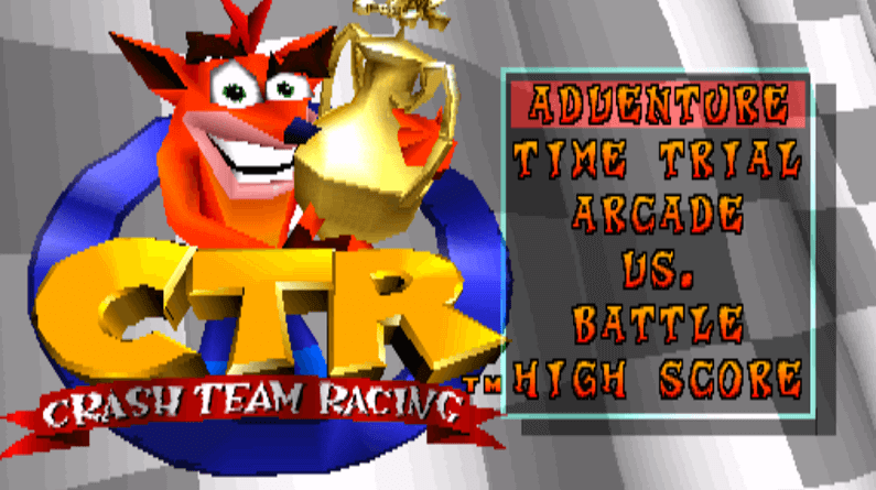 Crash Team Racing apk jilaxzone.com