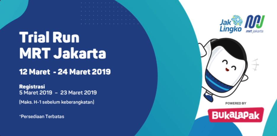 trial run MRT Jakarta jilaxzone.com
