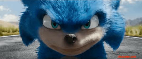 Sonic The Hedgehog Movie official trailer jilaxzone.com