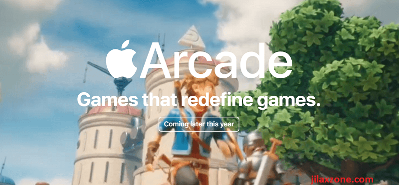 How to access Apple Arcade
