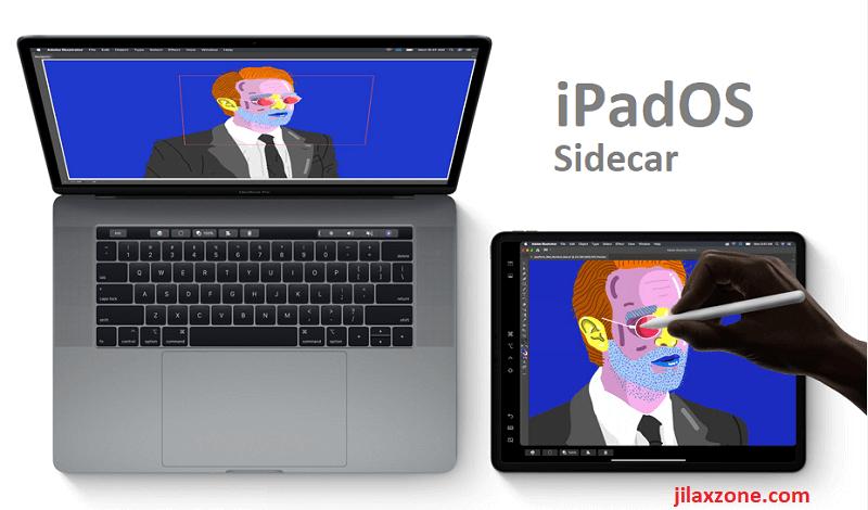 iPadOS sidecar jilaxzone.com