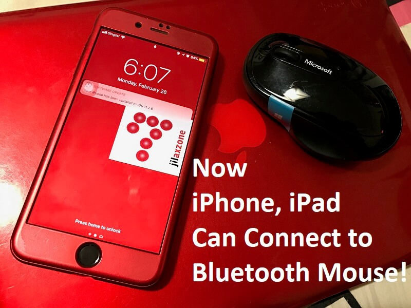 ios connect bluetooth mouse to ipad iphone jilaxzone.com