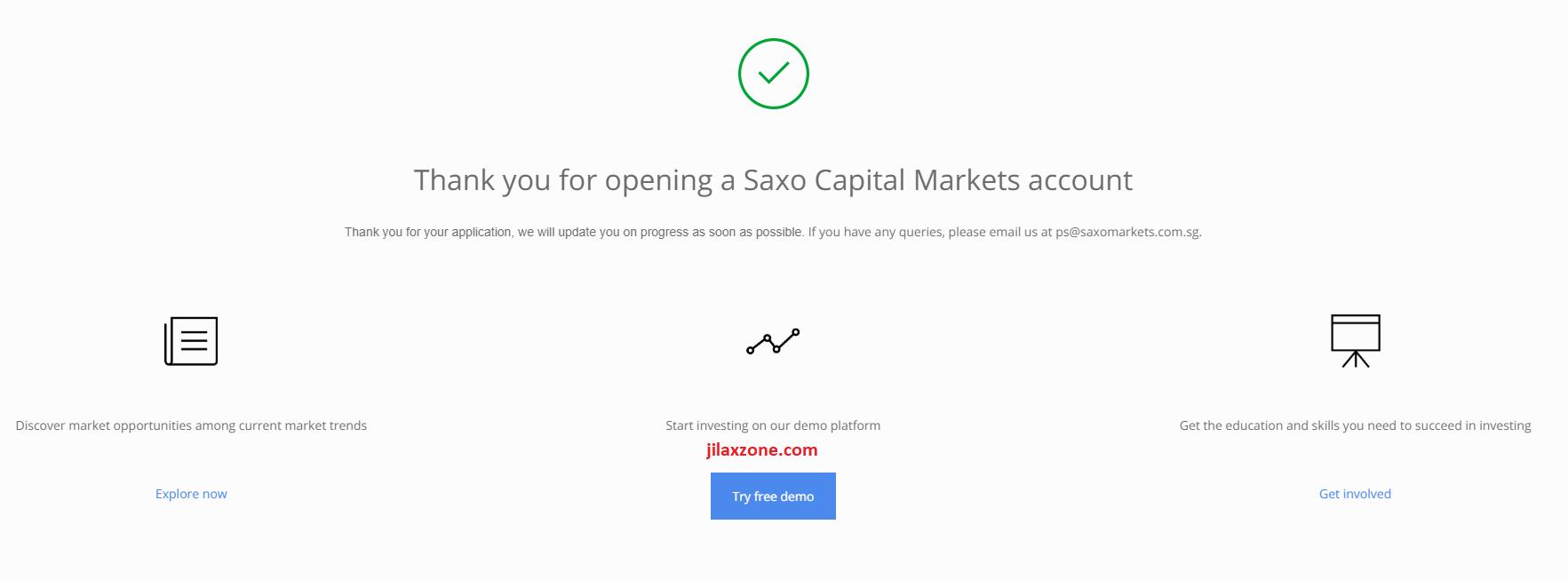 saxo jilaxzone.com 18 congrats