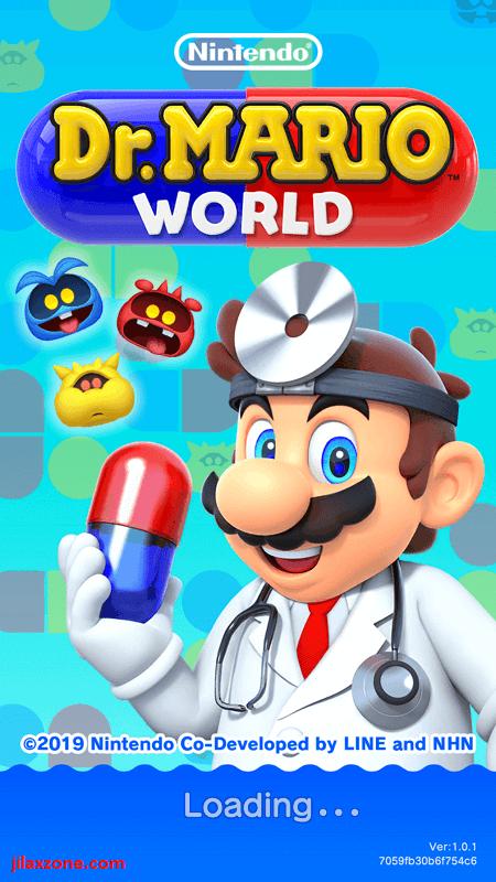 Dr Mario World apk jilaxzone.com