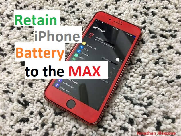 Do this to retain your iPhone battery life to the max | iPhone battery saving tips
