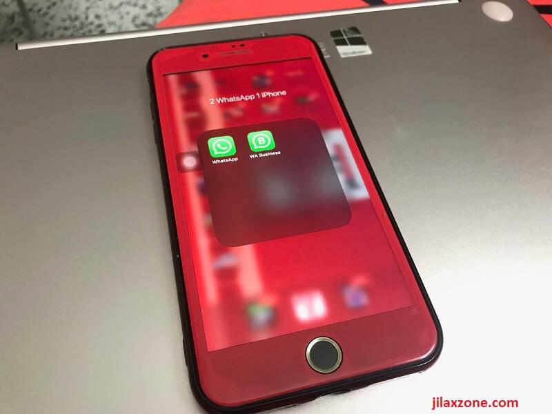 2 whatsapp 1 iphone no jailbreak jilaxzone.com