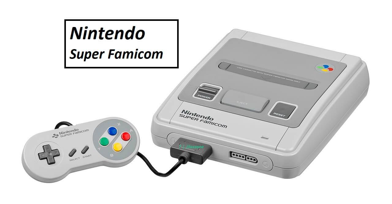SFC Super Famicom console image jilaxzone