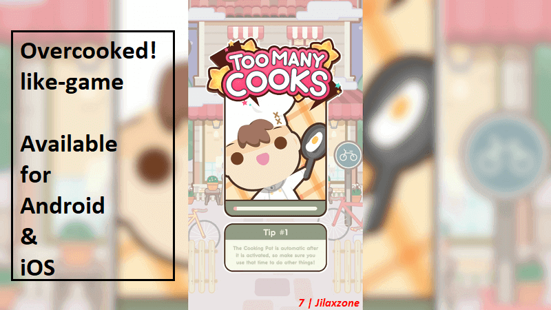 too many cooks overcooked game for android ios jilaxzone.com