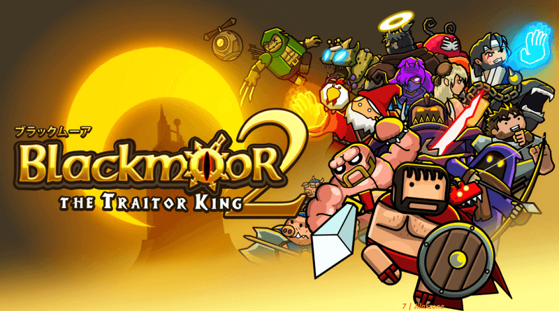 blackmoor 2 the traitor king multiplayer co-op game jilaxzone.com