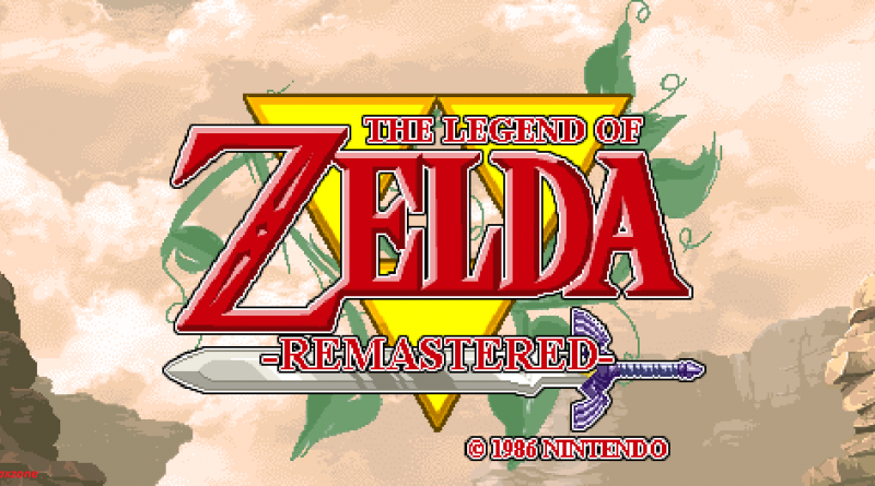 the legend of zelda remastered nes jilaxzone.com