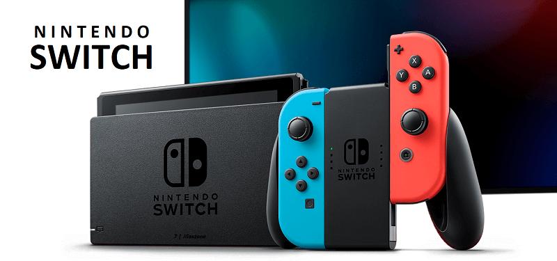 nintendo switch console jilaxzone.com