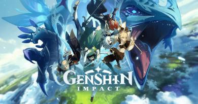 genshin impact wallpaper and logo jilaxzone.com