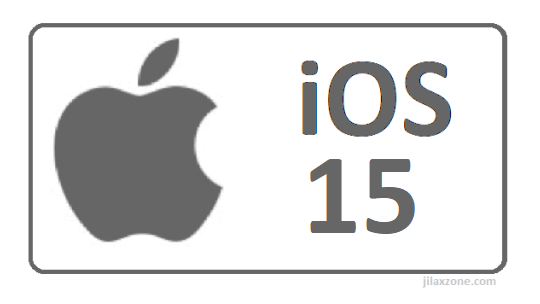apple ios 15 logo jilaxzone.com