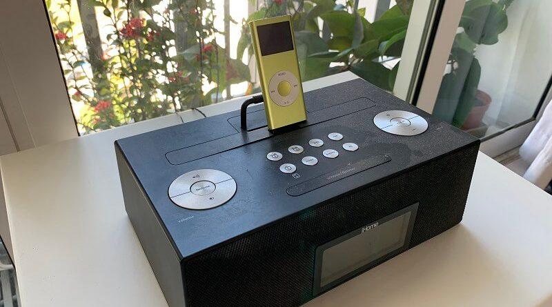 repurposing old ipod dock jilaxzone.com