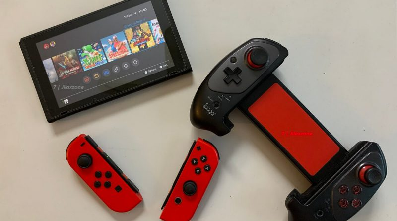 nintendo switch recommended controller joycon alternative jilaxzone.com
