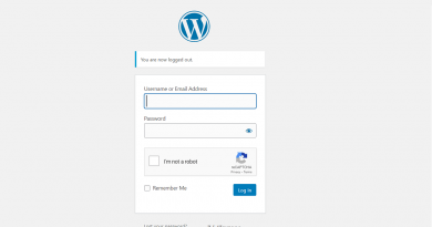 enable captcha on wordpress website login page jilaxzone.com