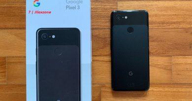Google Pixel 3 review jilaxzone.com