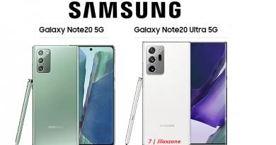 Samsung Galaxy Note20 real vs fake jilaxzone.com