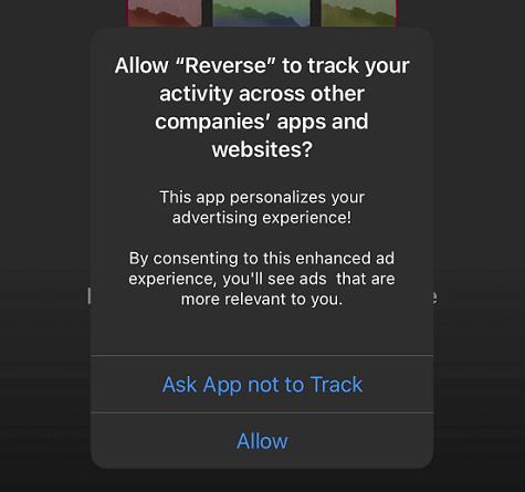 ios auto reject app tracking request jilaxzone.com